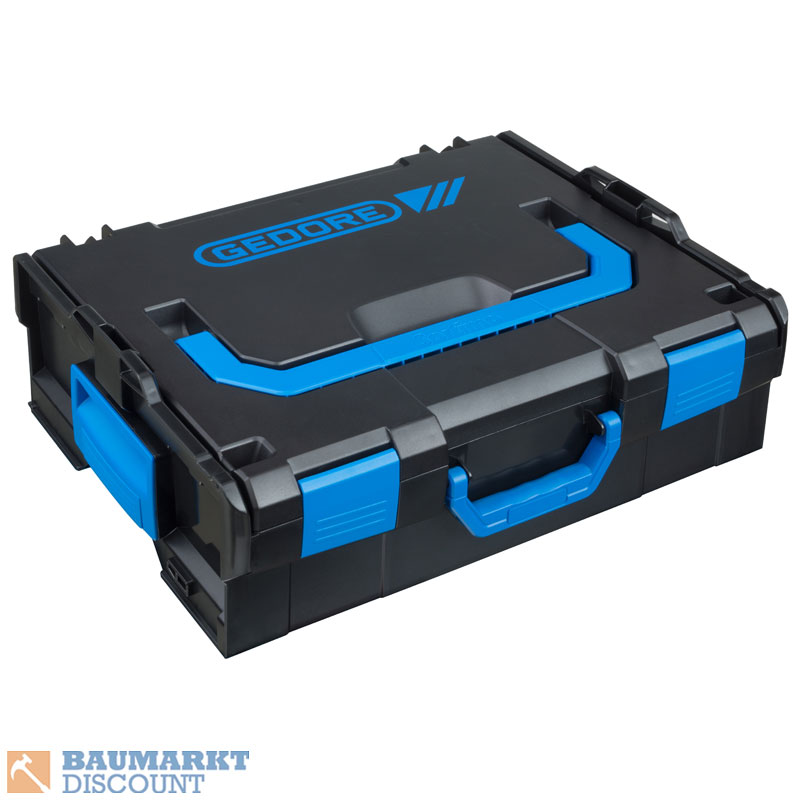 gedore werkzeugkoffer bosch l boxx mit handwerkzeugset. Black Bedroom Furniture Sets. Home Design Ideas
