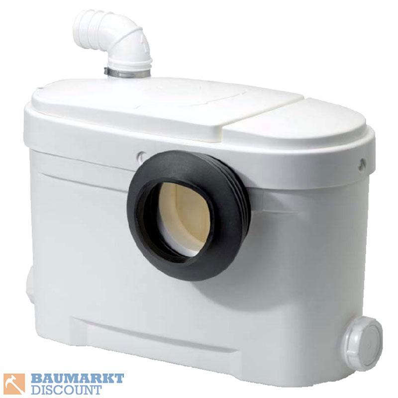 Hebeanlage Dusche Wc : Setma Hebeanlage Aquasan f?r WC, Waschtisch, Dusche eBay