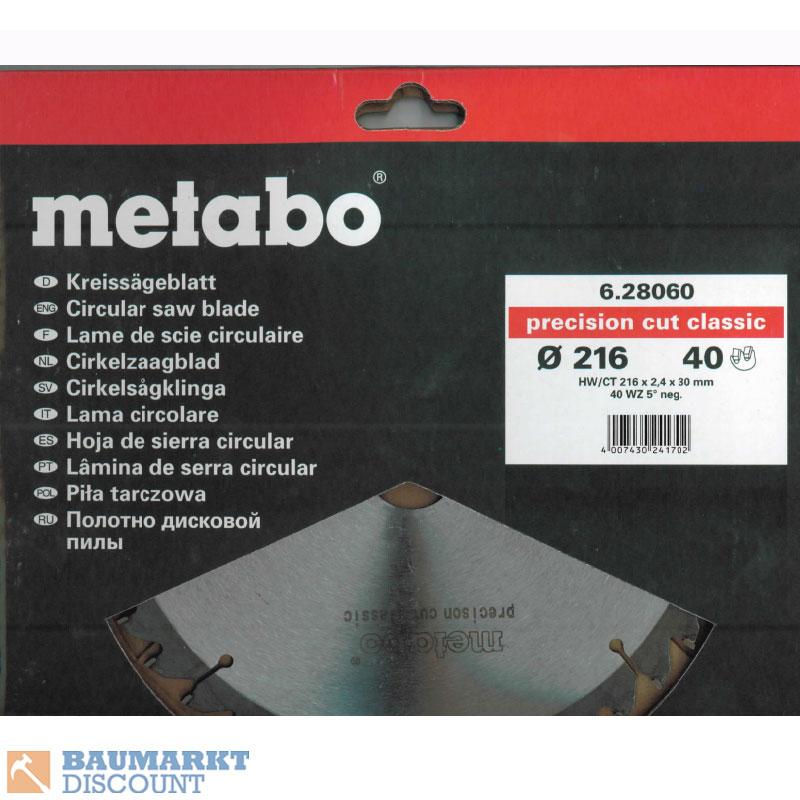 metabo kapps ge kgs 216 m 2 hm s geblatt mit 40 wz zugfunktion und laser ebay. Black Bedroom Furniture Sets. Home Design Ideas